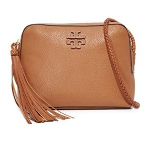 Tory Burch Taylor Camera Bag in brown (Never worn)